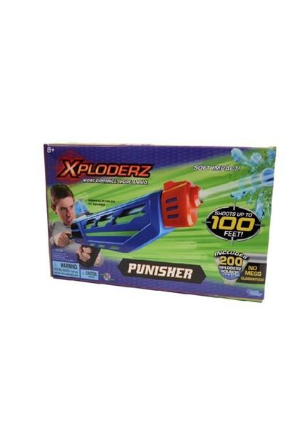 Xploderz Punisher Su Kapsülü Fırlatıcı