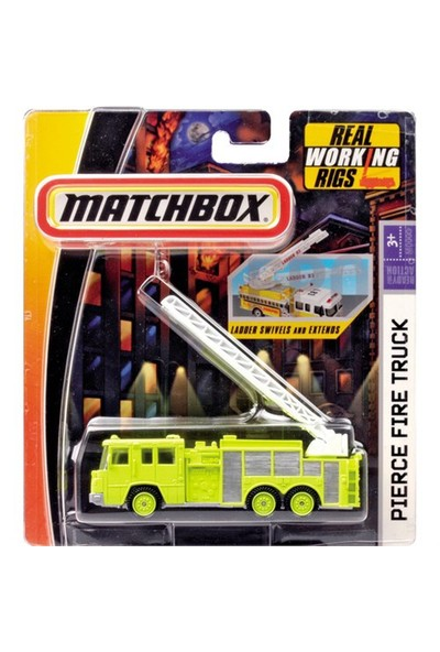 Matchbox İş Makinaları