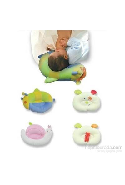 Sevi Bebe Lüks Emzirme Yastığı - Mavi