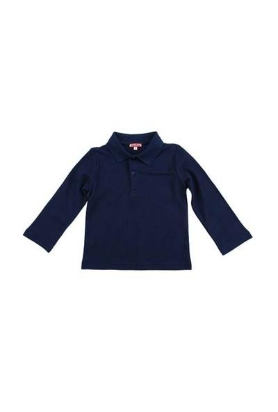 Zeyland Erkek Çocuk Lacivert Polo T-Shirt K-52Kl3163