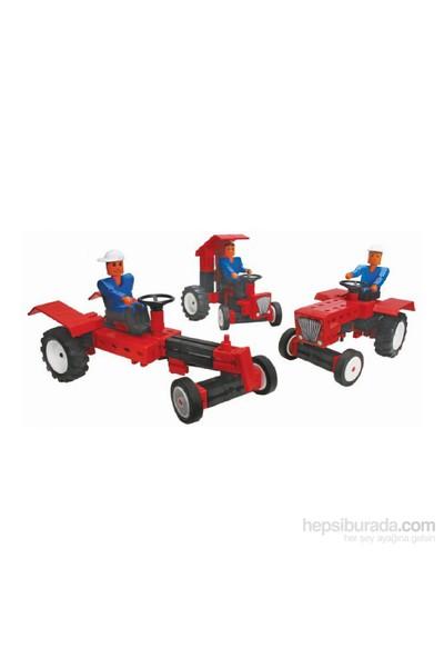 Fischertechnik Fischer Tech Basic Tractors