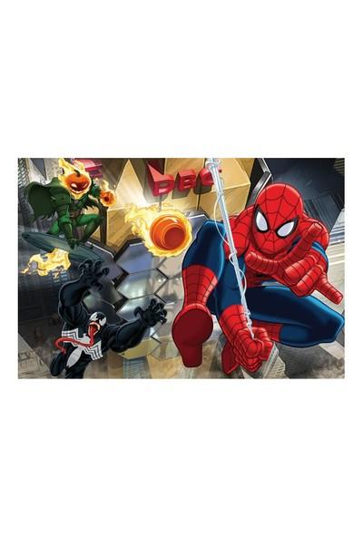 Trefl 16259 100 Parça Spiderman Puzzle