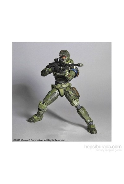 Halo: Reach Play Arts Kai Vol. 1 Jun
