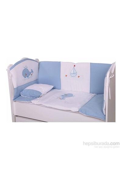 Babyhope Bebek Uyku Seti - Balıkçı 60*120