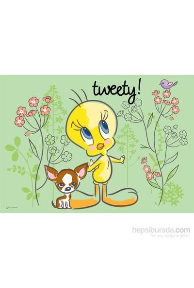 Warner Bros Tweety - Puzzle (Yapboz) 50 Parça