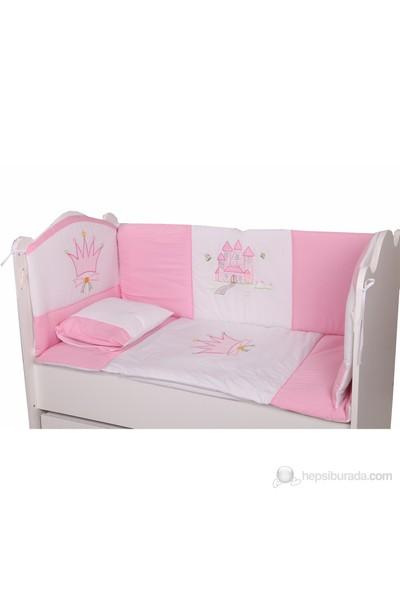 Babyhope Prenses Uyku Seti / Pembe ( 60x120 cm)
