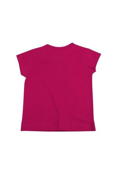 Zeyland Kız Çocuk Pembe T-Shirt K-41Z662sef51
