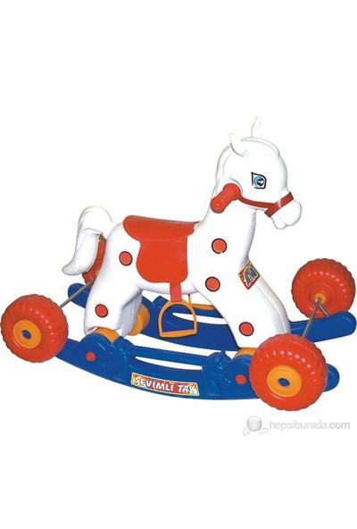 Enhoş Tekerlekli Sallanan At