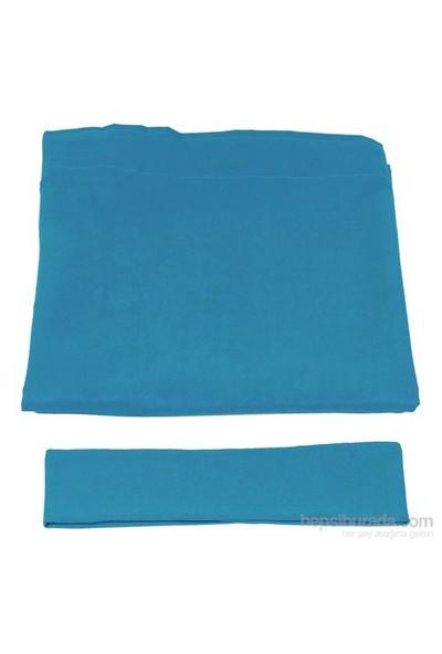 Apolena Koyu Mavi Fon Perde