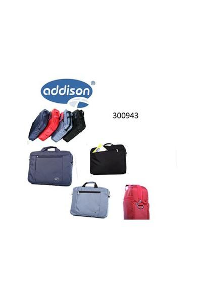 """Addison 300943 15.4""""-15.6"""" Lacivert Bilgisayar Notebook Çantası"""