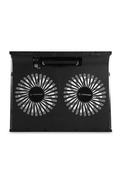 Rampage AD-RC2 Siyah Notebook Soğutucu Stand