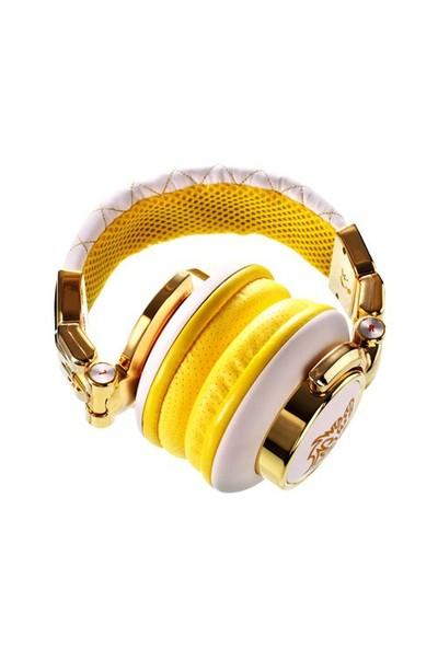 Thermaltake Tt Esports Dracco Signature Beyaz Profesyonel Kulaküstü Müzik Kulaklığı (HT-DRS007OEWH)