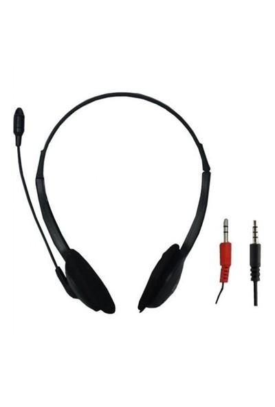 Cyber Mikrofonlu Kulaklık Pc An-4201