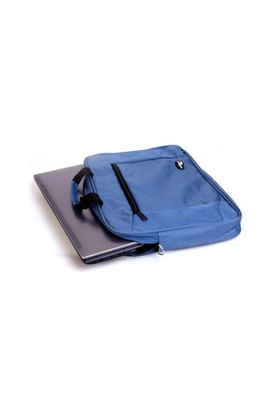 """Addison 300943 15.4"""" Mavi Notebook Çantası"""
