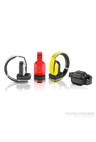 Vestel Desibel K500 Bluetooth Kulaklık – Sarı