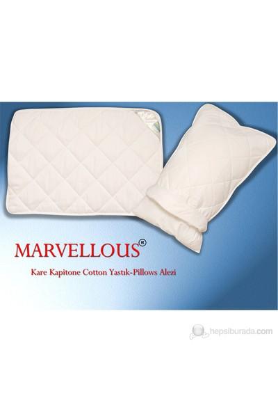 Marvellous Cotton Yastık Alezi 50 x 70 cm Yastık Koruyucu