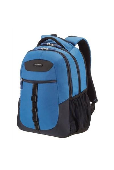 "Samsonite WanderPacks 16"" Mavi Notebook Sırt Çantası (65V-11-002)"