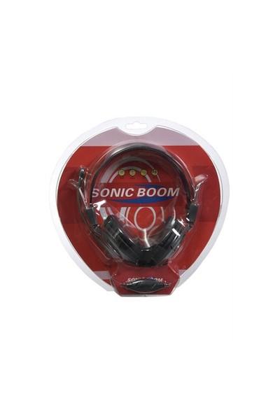 Sonic Boom SB-190MV Head Type Mikrofonlu Kulaklık