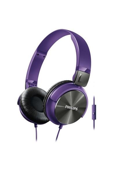 Philips SHL3165PP Mikrofonlu Kulaküstü Kulaklık