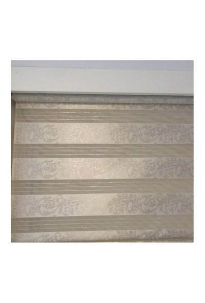 Berkev Zebra Boncuk Desenli Perde 100 x 200 cm