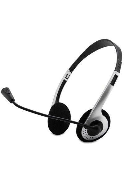 Snopy SN-660 Siyah Mikrofonlu Kulaküstü Kulaklık (265)