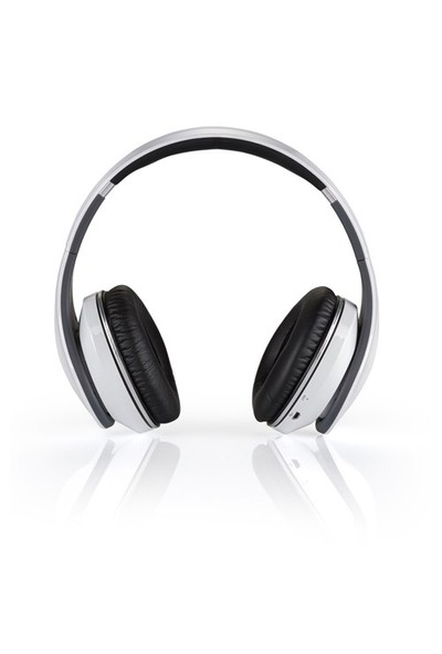 Sonorous Bluetooth Kulaküstü Beyaz Kulaklık