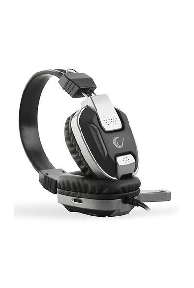 Rampage SN-R12 Oyuncu Siyah/gümüş Mikrofonlu Kulaklık