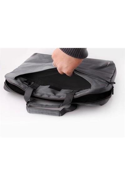 """Addison 300968 15.6"""" Gümüş-Gri Bilgisayar Notebook Çantası"""
