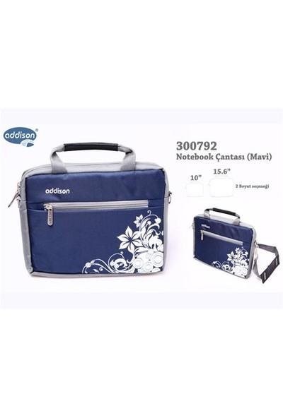 """Addison 300792 15.6"""" Mavi Bilgisayar Notebook Çantası"""
