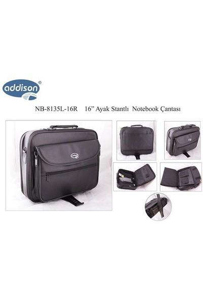 "Addison NB-8135L-16R 16"" Ayak Standlı Bilgisayar Notebook Çantası (1341)"