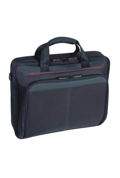 """Targus CN31 15.4""""-16"""" Siyah Notebook Çantası + Verbatim 8GB USB Bellek"""