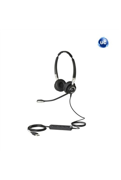 Jabra Bız 2400 Iı Duo Usb Nc Bt Ms