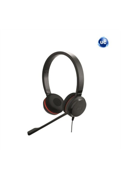 Jabra Evolve 30 Duo Usb Nc Ms