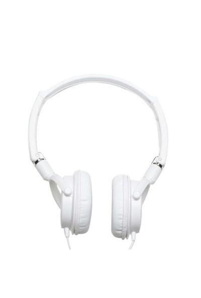 Pioneer SE-MJ511-W Kulaküstü Kulaklık