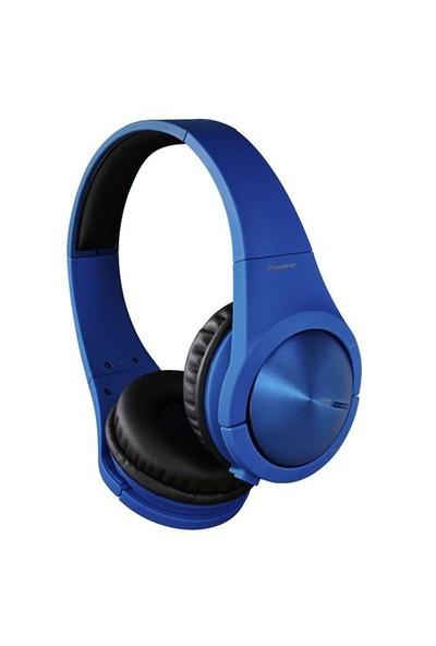 Pioneer SE MX7 L Mavi Kulaküstü Kulaklık