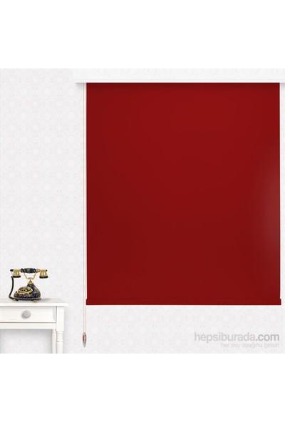 Brillant Stor Perde 50X200 Kırmızı