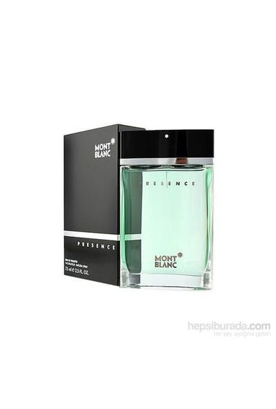 Mont Blanc Presence Edt 75 Ml Erkek Parfüm