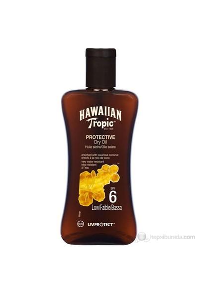 Hawaiian Tropic Yağ Spf6 200Ml