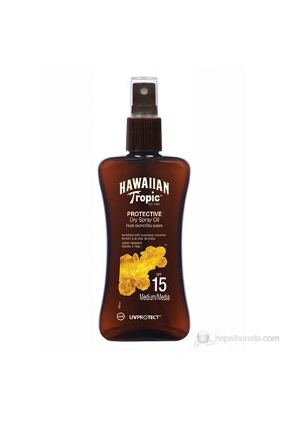 Hawaiian Tropic Yağ Spray Spf15 200Ml