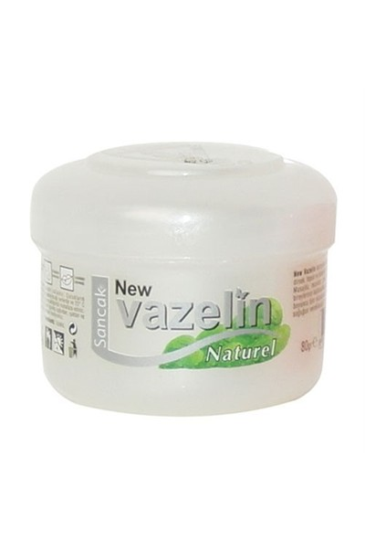Sancak Vazelin Naturel 80 Ml