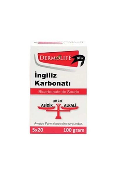 Dermolife İngiliz Karbonatı 100 G