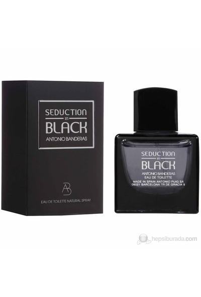 Antonio Banderas Seduction In Black Edt 100 Ml Erkek Parfüm