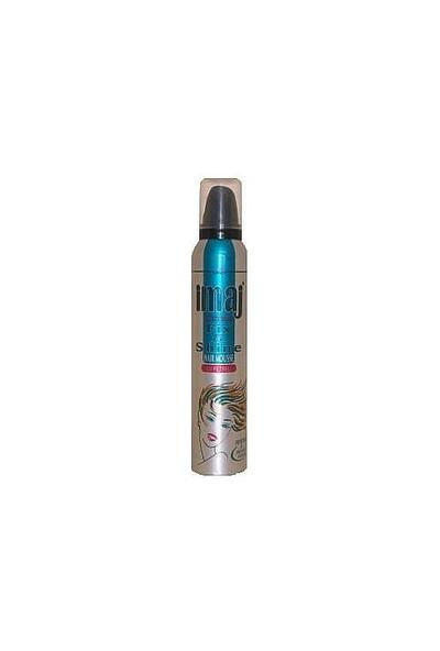 İmaj Fix&Shine Saç Köpüğü Uv Filtreli 200 Ml