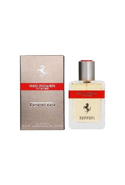 Ferrari Red Power Intense Edt 75 Ml Erkek Parfüm