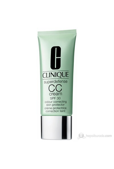 Clinique Superdefense Cc Cream Spf 30 40 Ml Renk: 02 Light