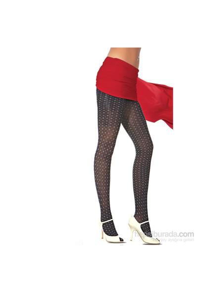 Pierre Cardin Desenli Külotlu Çorap Fanette