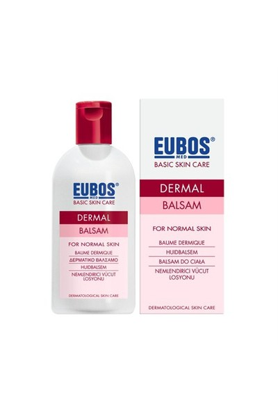 Eubos Nemlendirici Vücut Losyonu 200 ml.