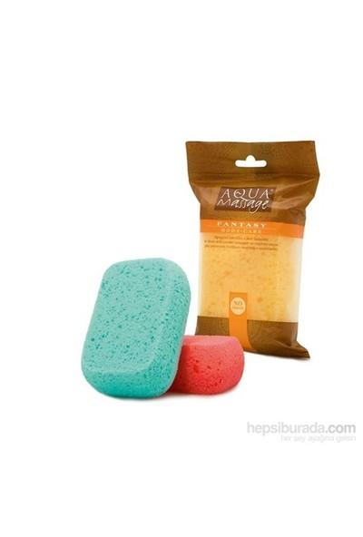 Aqua Massage Banyo Süngeri Sentetik