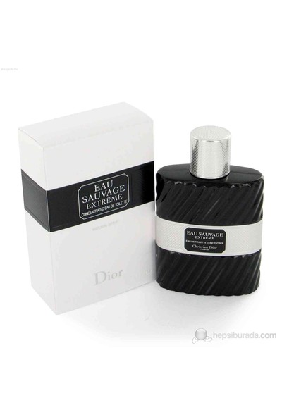 Dior Eau Sauvage Extreme Edt 100 Ml Erkek Parfümü