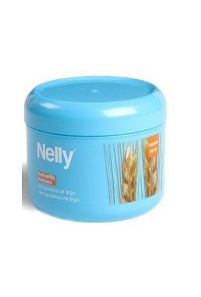 Nelly Boyalı Ve Permalı Saçlar İçin Buğday Proteinli Saç Maskesi